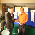 Category IV Third Michael Moore Weymouth GC