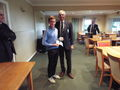 Tom Stagg Runner Up & Under 16 Champion