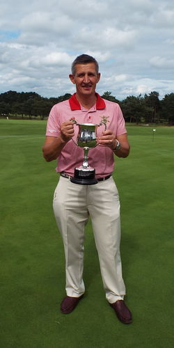 County Seniors Handicap Champion