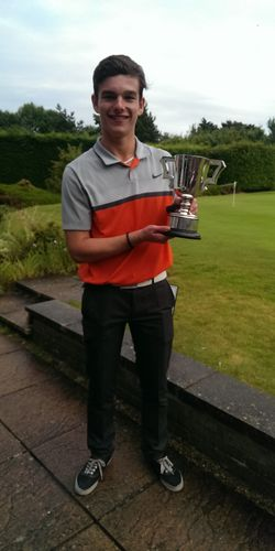 Ruttle Trophy Boys Champion