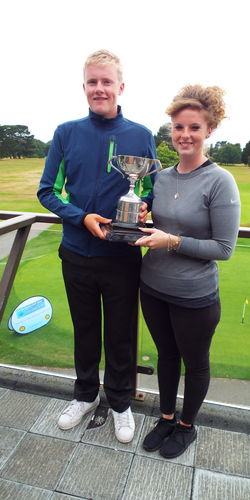 Inter-Club Mixed Scratch Champions