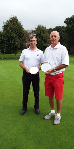 Inter-Club Foursome Handicap Champions