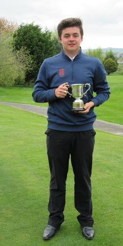 SW Four Counties Stroke Play Champion