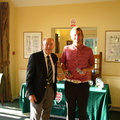 Day 1 36 Hole Winner Daniel Ellis-Banbury