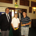 Steffen and Liam Wareham Golf Club