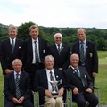Back: Colin Short Brian Medlam Graham Taylor John Smith Front: Cambell Boal David Lock David Barton