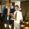 Tom  Robson Weymouth Cup.