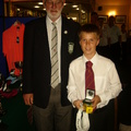 George Davis Under 12 Handicap Runner Up