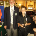 Thomas Oliver Under 14 Handicap Winner