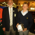 Andrew Cuthbert Under 15 Handicap Winner