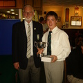 Mark Sandford Under 16 Handicap Winner
