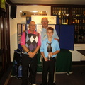 Andy Parsons & George Davis Adult / Junior Champions