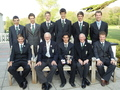 Dorset Juniors including President of Juniors, Juniors Secreatry and County Coach