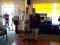 Drew Baldry U16 Runner Up