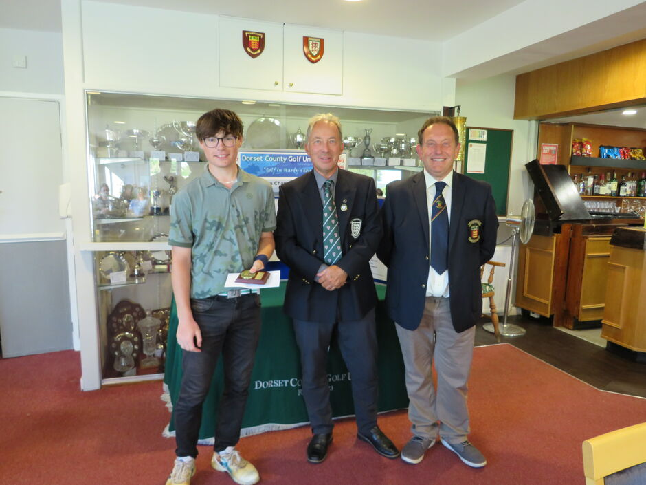 Ollie Griffiths Runner Up