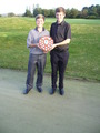 Callum and Steffen Handicap Champions