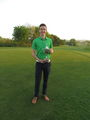 Tom Robson Open Champion