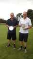 Mike and John Handicap Champions