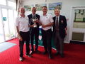 Phillip Bill & Steve Sidney Inter-Club Foursome Champions