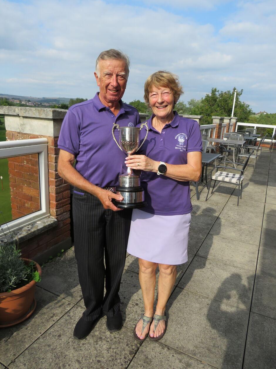 Valerie & Rod Handicap Champions
