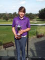 Thomas Kollberg 2015 Peter alliss Young Master Champion