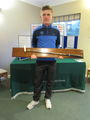 Jack Maxey South England Boys Champion