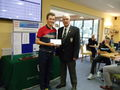Runner Up Alex Johnston Broadstone