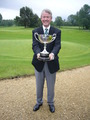 Colin Short Parkstone GC Seniors Champion