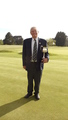 David Lock County Seniors Handicap Champion
