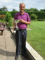 Tony Cole 2017 Senior Amateur Champion
