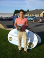 Robbie Mabb 2012 Parkstone Cup Winner