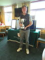 Mark Rankin Handicap Champion