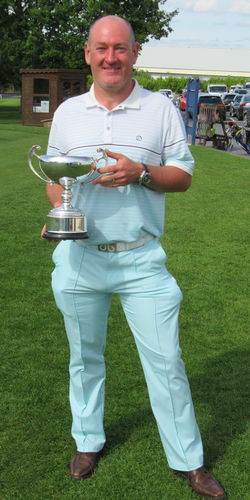 Sika Trophy (Mid Amateur Champion)