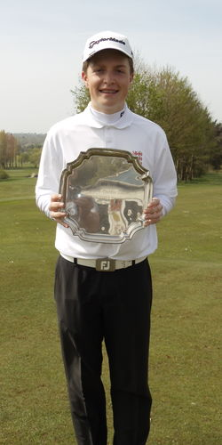 Keith Durbin Salver