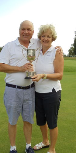 Inter-Club Mixed Handicap Champions